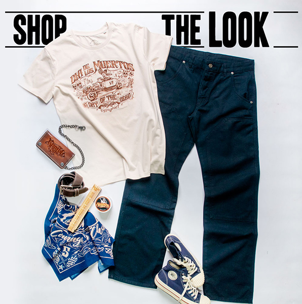 Shop the Look Guys