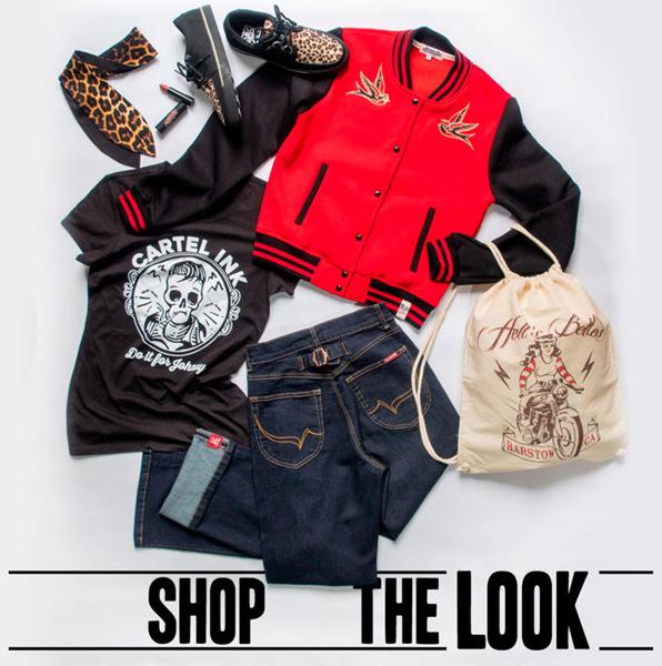 Shop the Look Women1