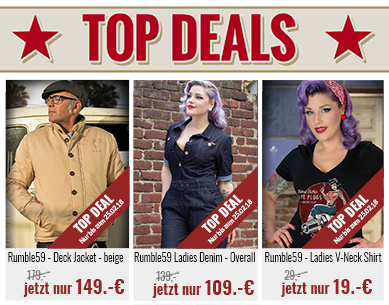Rockabilly Top Deals