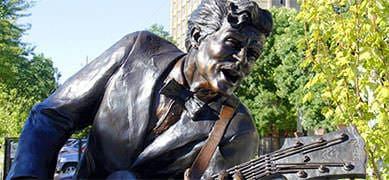 Chuck Berry – Nachruf auf den wahren King des Rock'n'Roll