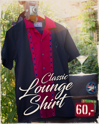 Lounge Shirts and Bowling Shirts