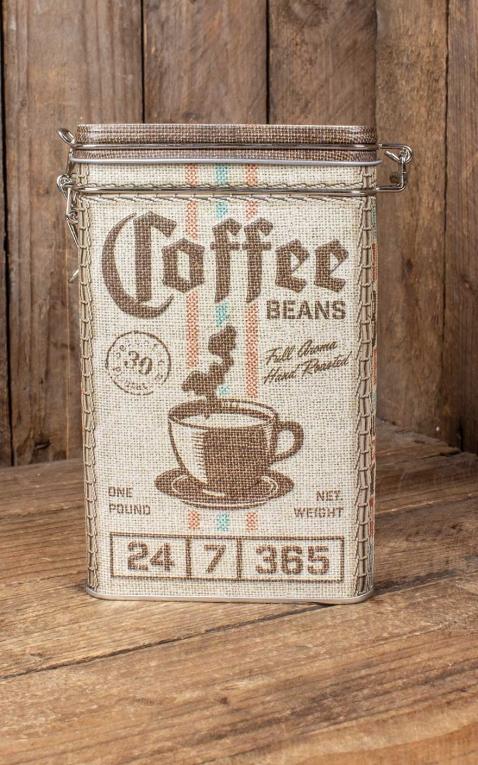 Bolte à café métal - Coffee Sack
