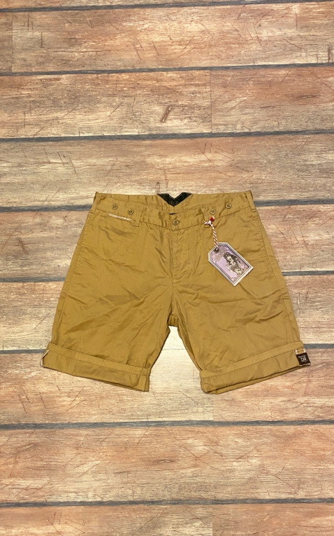 Letzte Chance - Rumble59 - Selvage Chino Shorts California II
