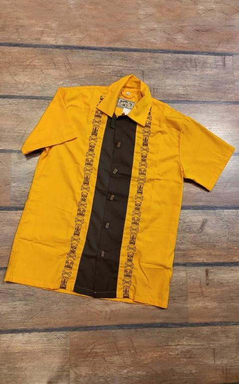 Letzte Chance - Rumble59 - Lounge Shirt - Mad Tiki