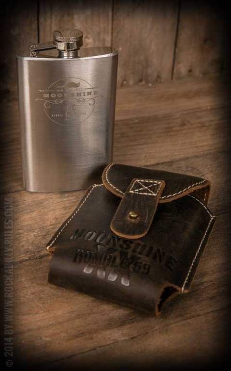 Rumble59 - Moonshiners Flask