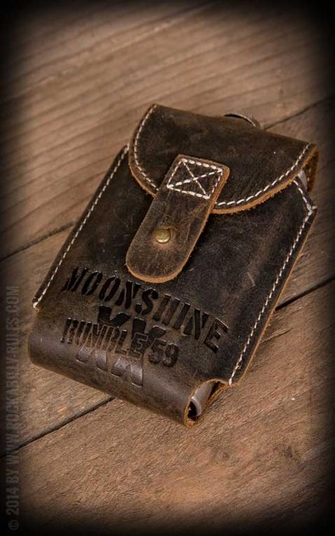 Rumble59 - Moonshiners Flask