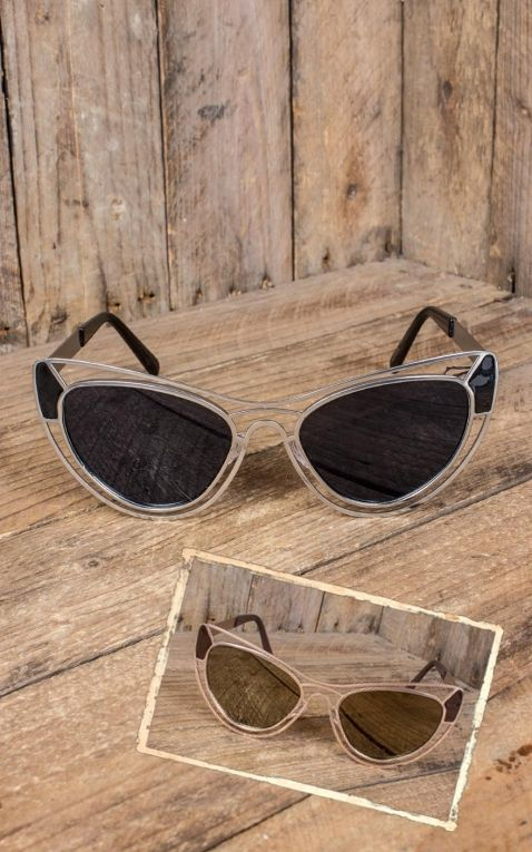 Revive Eyewear - Sonnenbrille Deco Cat Eye