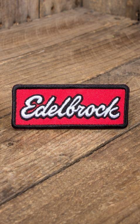 Aufnäher - Edelbrock Logo