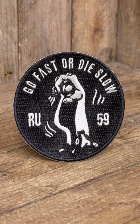 Rumble59 - Patch Go Fast or Die Slow