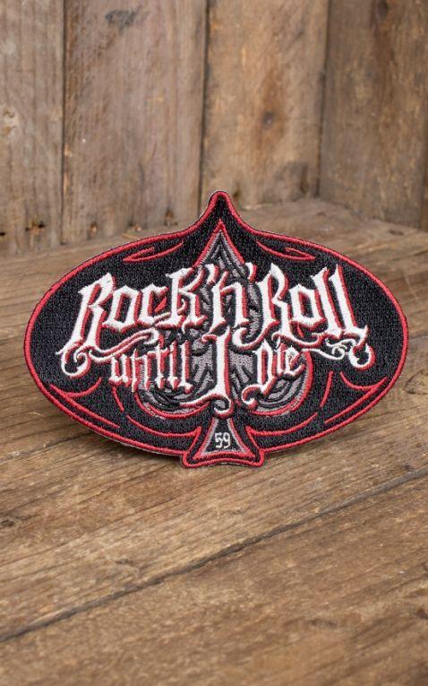 Rumble59 - Patch RocknRoll Until I Die