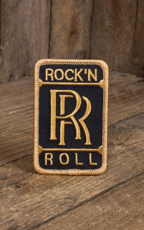 Aufnäher RocknRoll (RR)