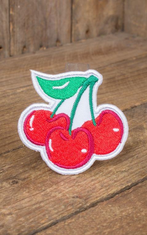 Aufnäher - Süße Kirschen | Sweet Cherries