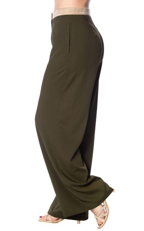Banned Swing Pantalon - On the Nile