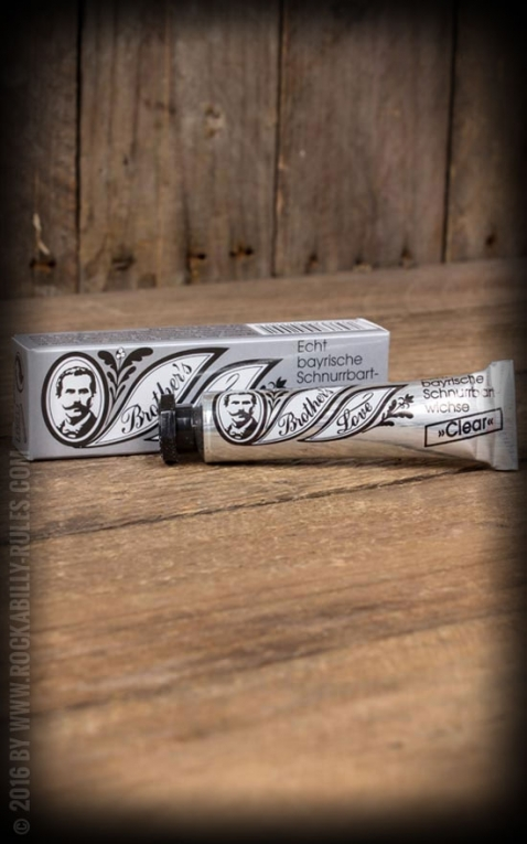 Moustache Wax Brothers love