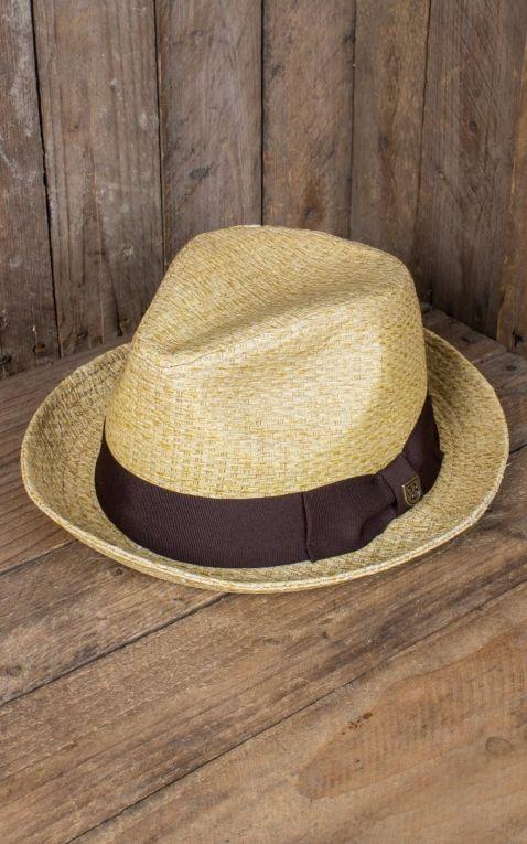 226e2423377e8 Brixton Hat Castor Fedora tan