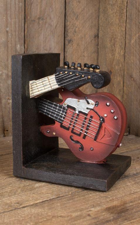Buchstützen Gitarren