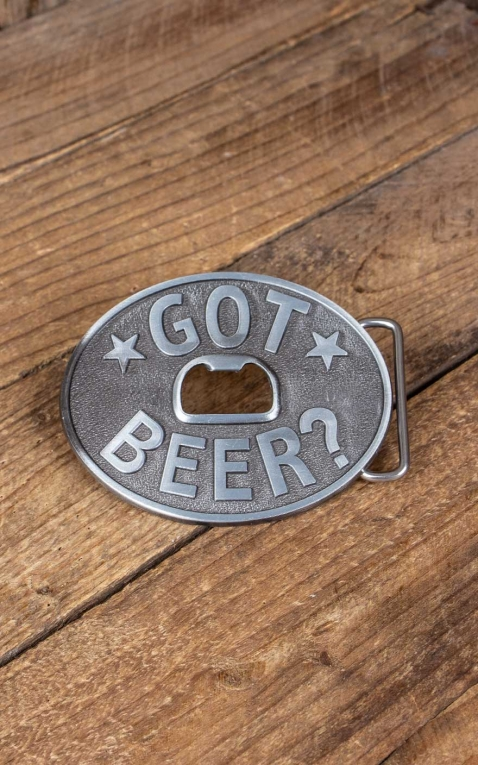 Boucle - Got Beer Ouvre-bouteille argent