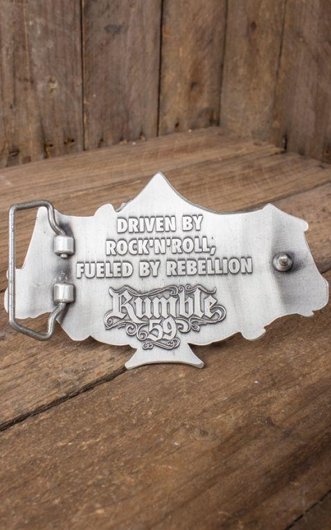 Rumble59 - Buckle RocknRoll Until I Die