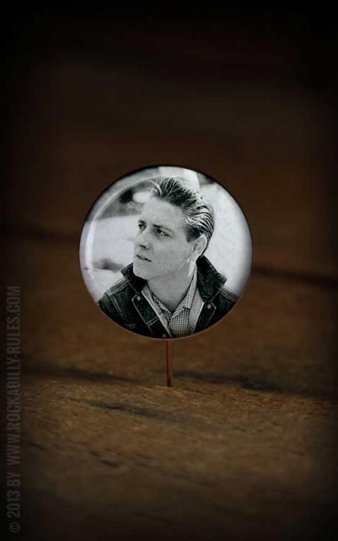 Button Eddie Cochran 006