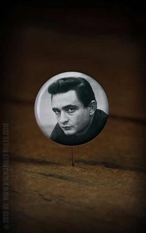 Button Johnny Cash 011