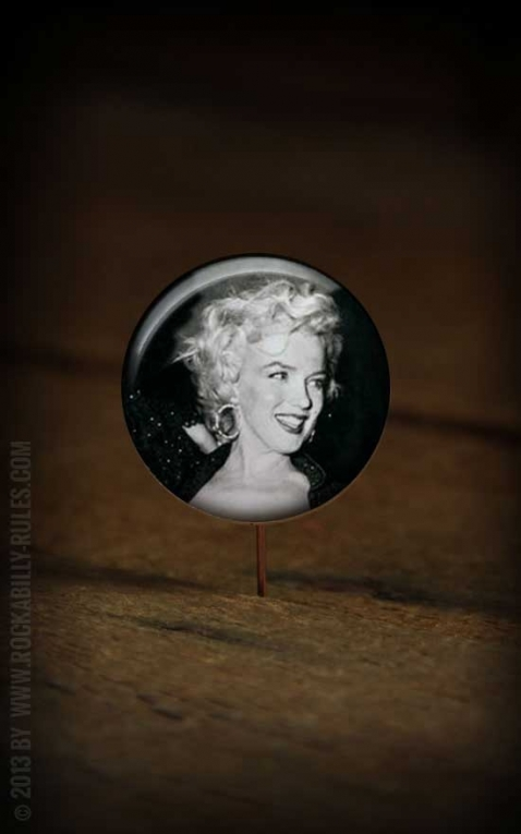 Button Marilyn Monroe 015