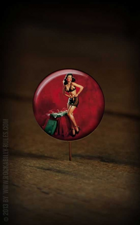 Button PinUp 033