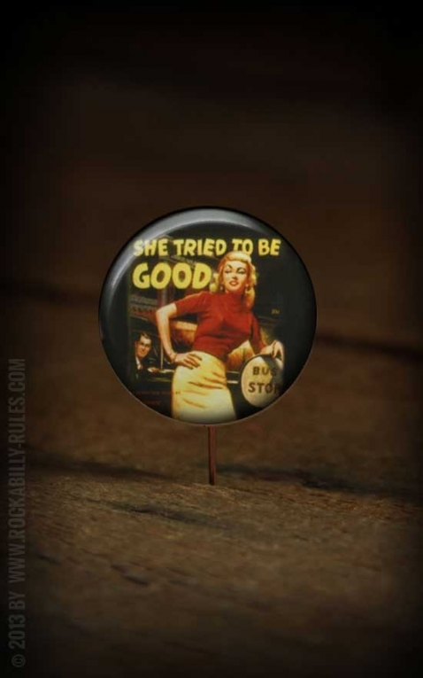 Button PinUp 038