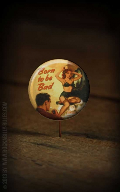 Button PinUp 039