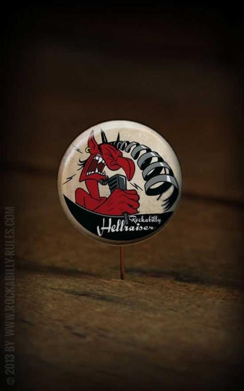 Button Hellraiser 054