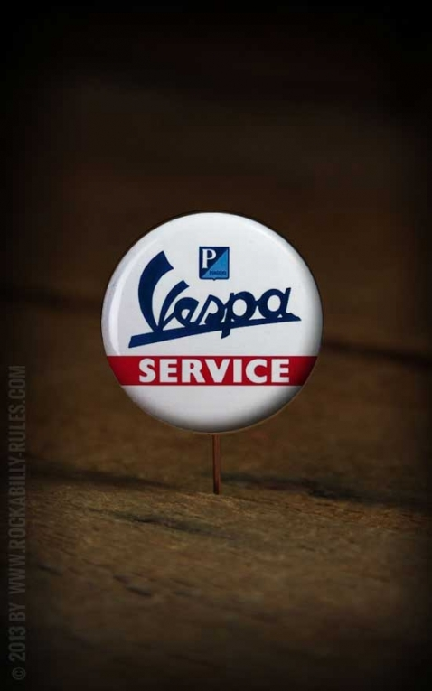 Button Vespa 114