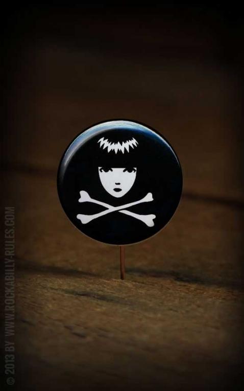 Button Emily 119
