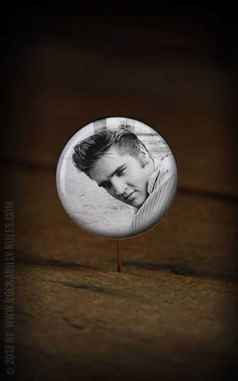 Button Elvis 137