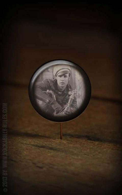Button Marlon Brando 138