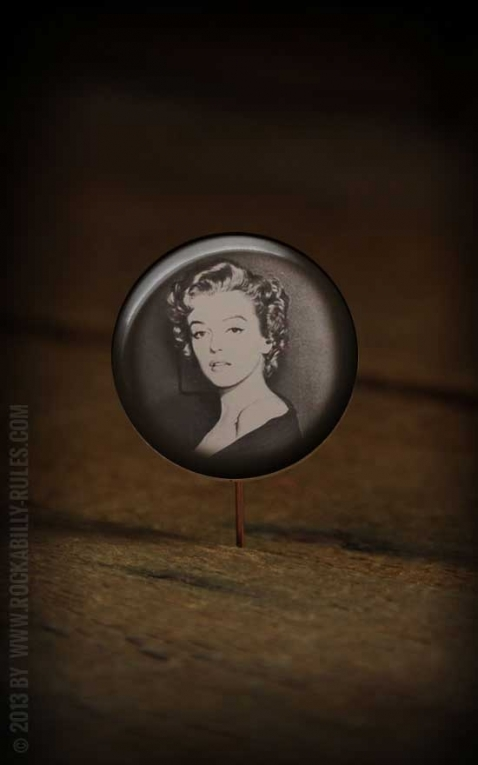 Button Marilyn  139