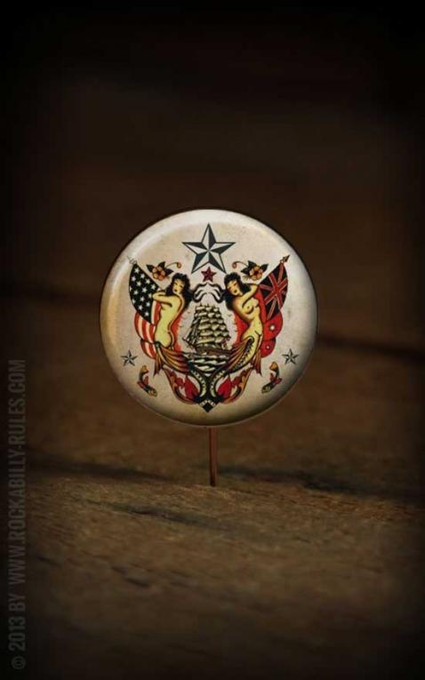 Button Sailor 144