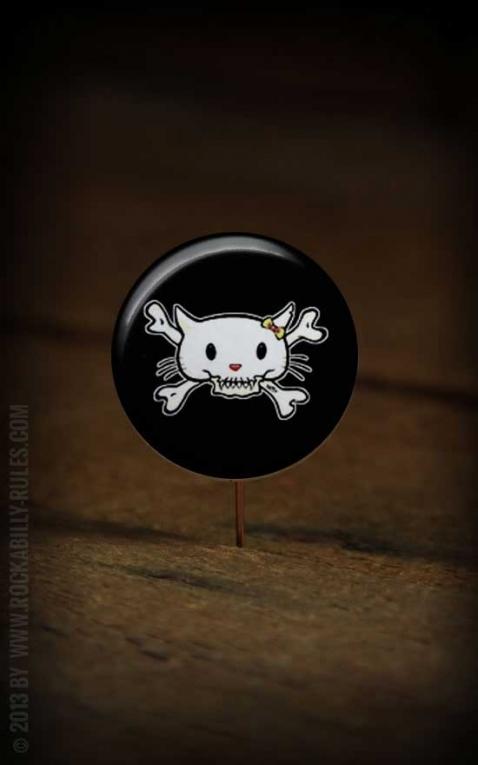 Button Cat Bones 156