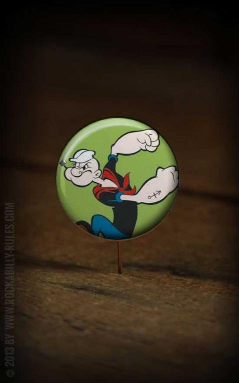 Button Popey 201