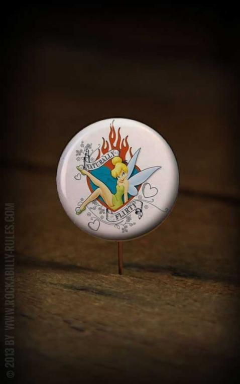 Button Fairy 211