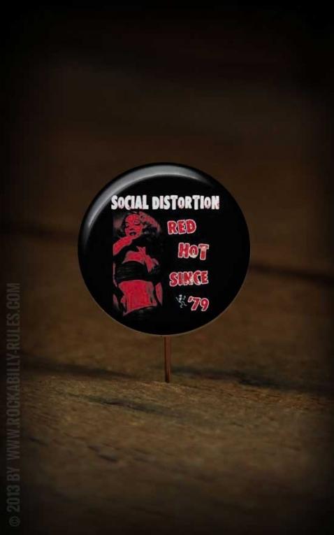 Button Social Distortion 217