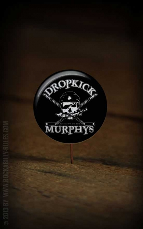 Button Dropkick Murphys 218