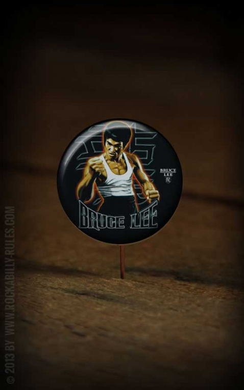 Button Bruce Lee 250
