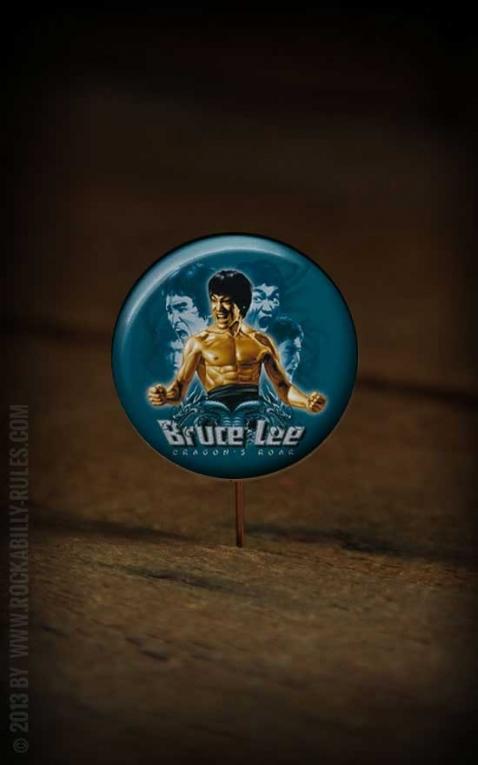 Button Bruce Lee 251