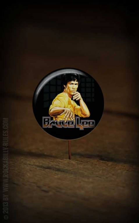 Button Bruce Lee 252