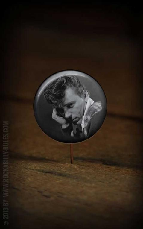 Button Gene Vincent - 301