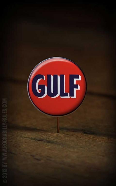 Button Gulf - 303
