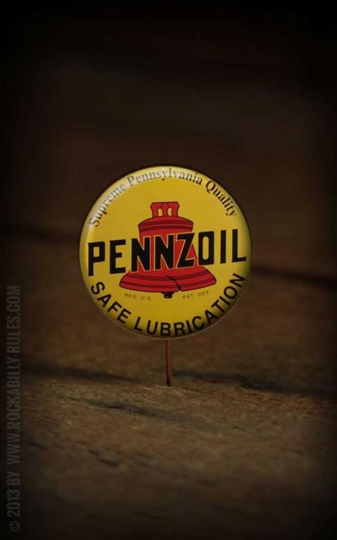 Button Pennzoil - 304