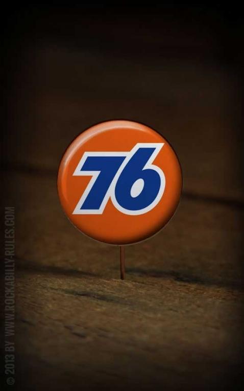 Button 76 - 307