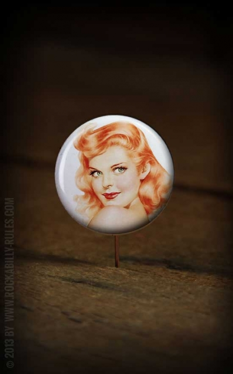 Button PinUp - 319