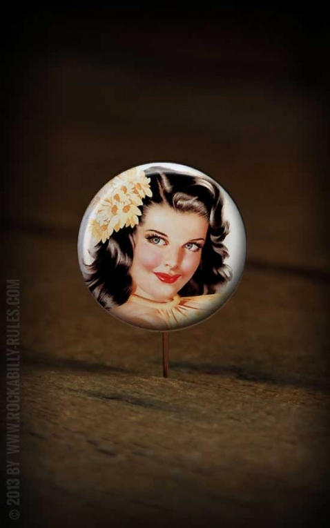 Button PinUp - 321