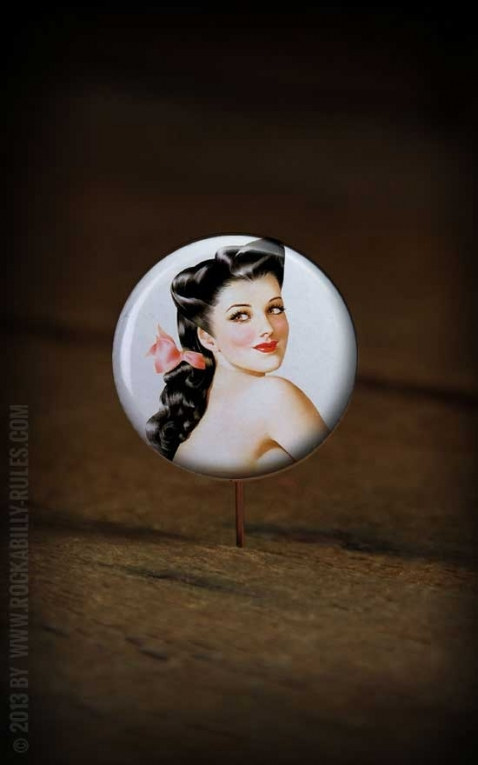Button PinUp - 332